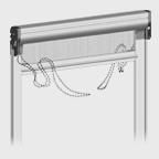 Double système de chaîne: gauche / droite externe interne